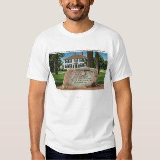 J. Harrington House, Village Green Tee Shirt