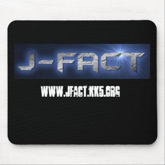 J-Hecho MousePad negro