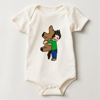 J-Hope Baby Bodysuit