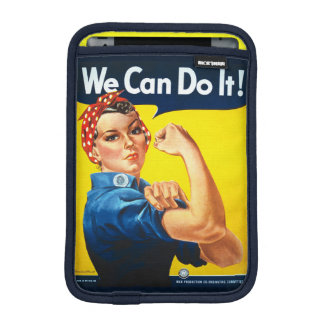 J. Howard Miller We can do it - Rosie the Riveter Sleeve For iPad Mini