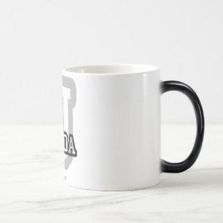 J is for Jaida Magic Mug