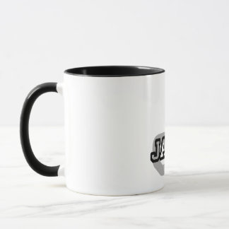 J is for Jayce Mug