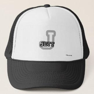 J is for Jett Trucker Hat
