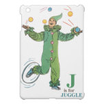 'J' is for Juggle Cover For The iPad Mini