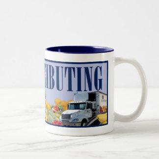 J&J Distributing Coffee Mug