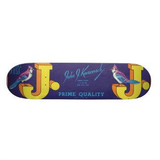J.J. Prime Skateboard
