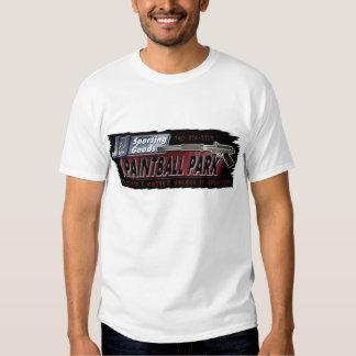 J & J Sporting Goods Paintball Park Tshirt
