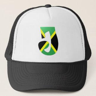 J (Jamaica) Trucker Hat