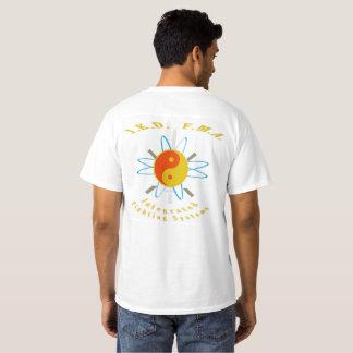 J.K.D.F.M.A. Camiseta integrada de los sistemas Remeras