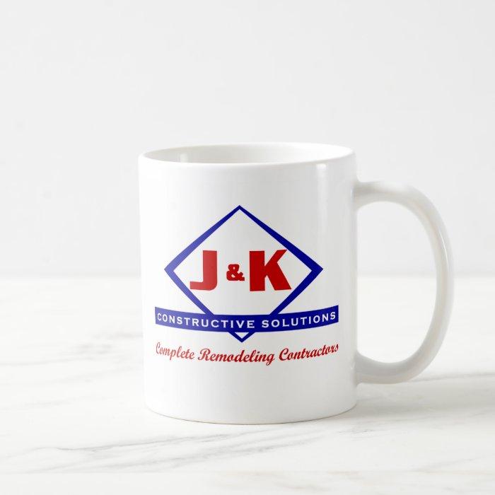 J&K Logo Mug