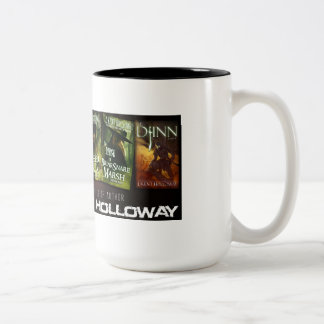 J Kent Holloway Book Mug