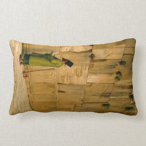J.L. Gerome - The Wailing Wall Pillows