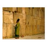 J.L. Gerome - The Wailing Wall Postcard