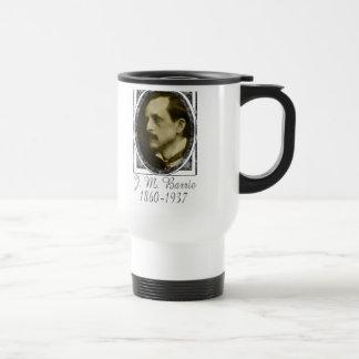 J. M. Barrie Travel Mug