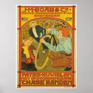 J.M. Boas & Co. Poster