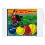 J.M.L. Apple Crate LabelWatsonville, CA