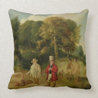 J. M. W. Turner (1775-1851) and Walter Ramsden Faw Pillow