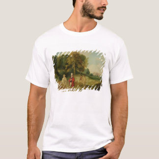 J. M. W. Turner (1775-1851) and Walter Ramsden Faw T-Shirt