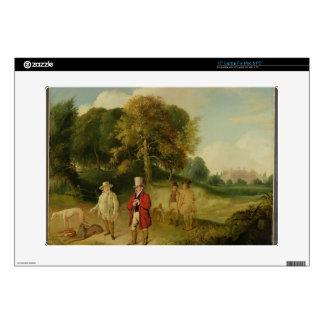 J.M.W. Turner (1775-1851) y Gualterio Ramsden Faw Portátil 38,1cm Skins