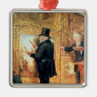 J. M. W.Turner  at the Royal Academy Metal Ornament