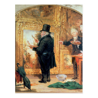 J M W Turner at the Royal Academy Post Cards