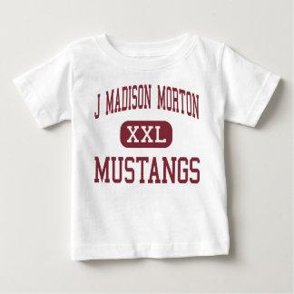 J Madison Morton - Mustangs - Middle - Fall River Tshirt