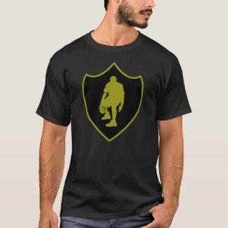 J-MO-NET 3 POINT SHIELD BLK/GLD T-Shirt