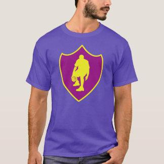 J-MO-NET 3 POINT SHIELD GLD/PURP T-Shirt