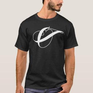 """J. O. Logo Initials"" T-Shirt"