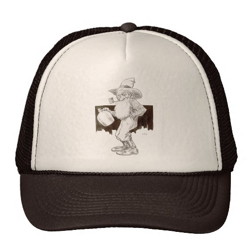 J P Bernard Moonshiner (Sepia) Hats