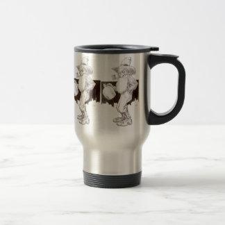 J P Bernard Moonshiner (Sepia) Coffee Mug