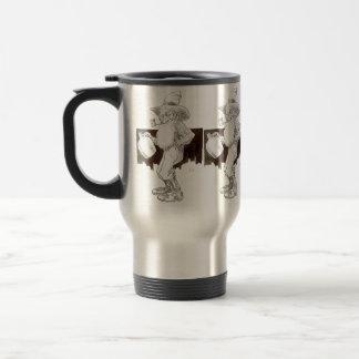 J P Bernard Moonshiner (Sepia) Travel Mug