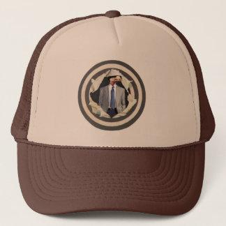 J Paul the Janitor Trucker Hat