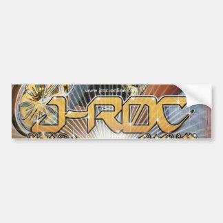 J-ROC RMB Graphic Bumber Sticker