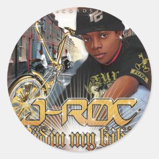 J-ROC RMB Sticker