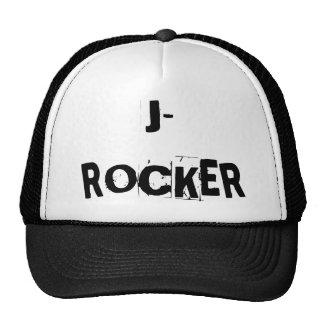 J-ROCKER - Modificado para requisitos particulares Gorro De Camionero