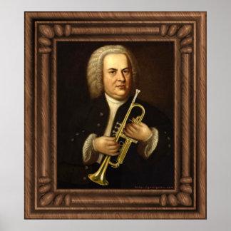 J.S. Bach con la trompeta Impresiones