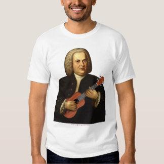 J.S.Bach on Uke Shirt