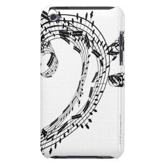 J.S.Bach's Cello Suite iPod Case-Mate Case