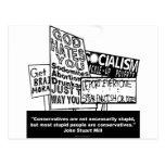 J.S. Molino en conservadurismo Postal