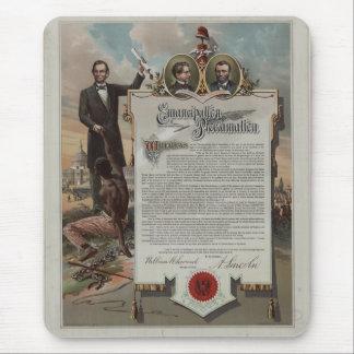 J. S. Smith & Co. copy Emancipation Proclamation Mouse Pad