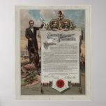 J. S. Smith & Co. copy Emancipation Proclamation Poster