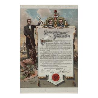 J. S. Smith & Co. copy Emancipation Proclamation Customized Stationery