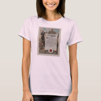 J. S. Smith & Co. copy Emancipation Proclamation T-Shirt