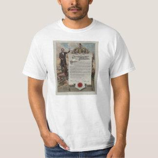 J. S. Smith & Co. copy Emancipation Proclamation T Shirt