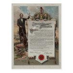 J.S. Smith y proclamación de la emancipación de la Postal