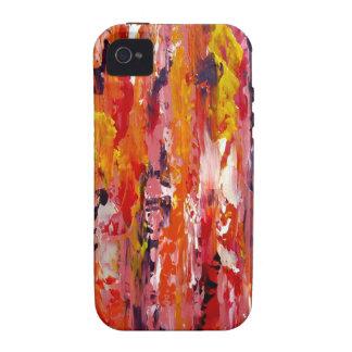 J U I C Y - caso abstracto por el arte de Anderson iPhone 4/4S Funda