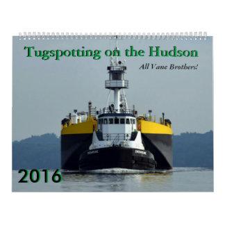 J Vane Bros: Tugspotting on the Hudson Calendar
