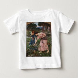 J.W. Waterhouse Gather Ye Rosebuds T Shirt