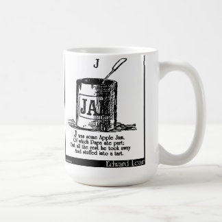J was some Apple Jam Coffee Mug